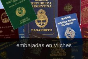 Embajadas en Vilches